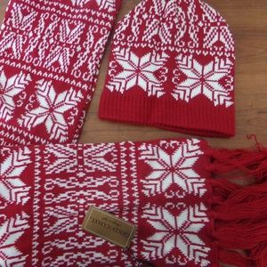 Gold Coast Scarf and Beanie sets